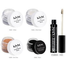 Nyx Eyeshadow Base - Primer Para Olhos - Original