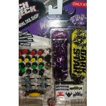 Skate De Dedo Tech Deck Pack 2 +16 Rodas Dark Star Lacrado