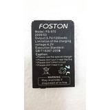 Bateria Do Celular Foston Fs 970