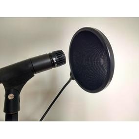 Filtro Pop Antipop Micrófono Económico 15cm