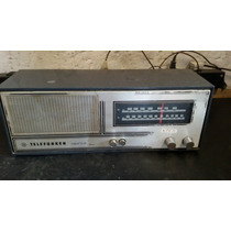 Rádio De Mesa Telefunken Capriche Om /fm Funcionando Raro