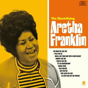Aretha Franklin - The Electrifying Aretha Franklin - Vinilo