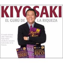 Robert Kiyosaki Gran Colección De 18 Libros Pdf