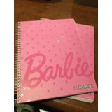 Cuaderno Universitario Barbie Proarte 100h Tapa Dura