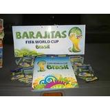 Barajitas Panini Album Mundial Brasil 2014