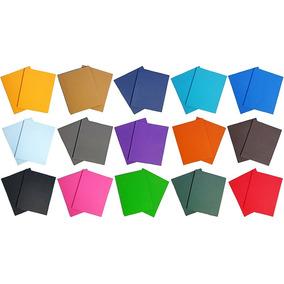 10 Placas De Borracha P/ Chinelos 30x24cm