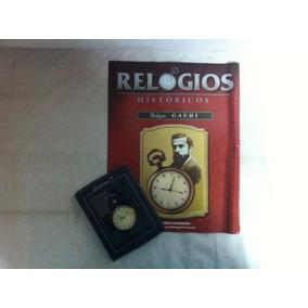 Relógios Históricos - Relógio Gaudí - Coleção Deagostini