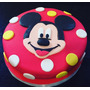 Tortas Decoradas Mickey Y Minnie