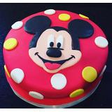 Tortas Decoradas Mickey Y Minnie