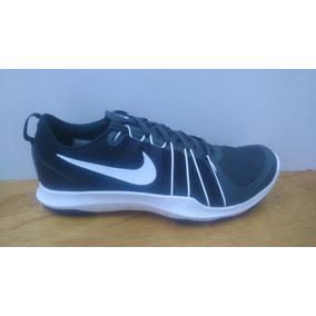 Tenis Nike Flex Train Aver Negro / Blanco Caballero