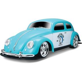 Carrinho C. Remoto Volkswagen Beetle 1951 1:10 Maisto Un.
