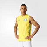 Regata adidas Palmeiras Treino Amarela