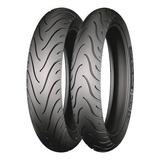 Cubierta Michelin Pilot Street 100 90 18 Trasera 56 P