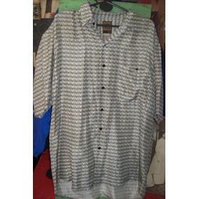 Camisa Hawaiana Psicodelica Hippie Importada J 021