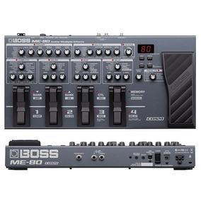 Pedaleira Boss Me-80