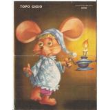 Poster Lamina Revista Antifaz Topo Gigio Decada 70