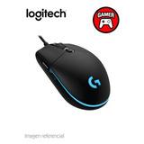 Mouse Gamer Logitech Pro, 12000 Dpi, 6 Botones Programables,