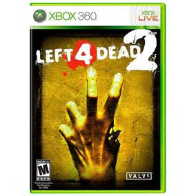 Left 4 Dead 2 - Xbox 360 - Mídia Física