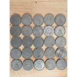 Moneda Antigua De 5 Pesos Circulación 1980 A 1984