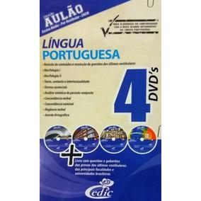 Coleção Aulão Videoaula Lingua Portuguesa + Brinde
