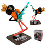 Brook Figura One Piece Manga Anime Luffy Zoro Sanji Chopper