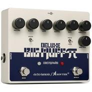 Pedal Ehx Sovtek Deluxe Big Muff Pi Distortion Sustainer Nfe