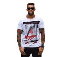 2 Camisetas Premium Estampada