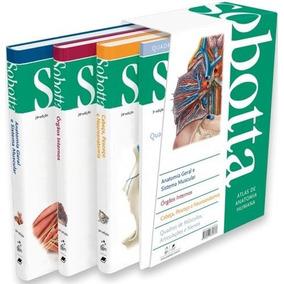 Atlas De Anatomia Humana, 3 Volumes