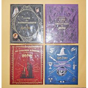 Coleção Harry Potter Edições Especiais (4 Livros Capa Dura)
