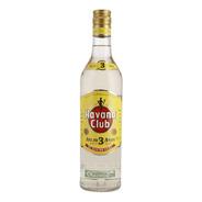 Botella De Ron Havana Club Añejo 3 Años 700ml