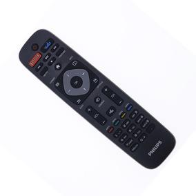 Control Remoto Pantalla Philips Boton Netflix Smart Tv