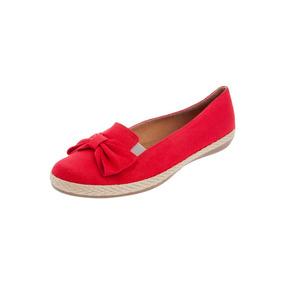 Zapato Dama Tellenzi Y01 Rojo