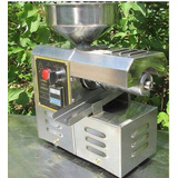 Máquina Eléctrica Extractora De Aceite, Semillas, Automática