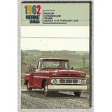 Cod K255 Cuadros De Camionetas Chevrolet C10 1962
