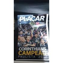 Revista Poster Corinthians Campeão Paulista 2017 Placar