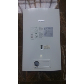 Calentador De Agua Instantaneo Bosch Confort 13 Bp