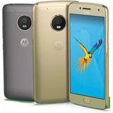 Celular Motorola Moto G5 Novo Dourado E Prata Promocao