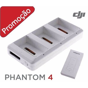 Dji Phantom 4 Hub Carregador 4 Hubs No Total