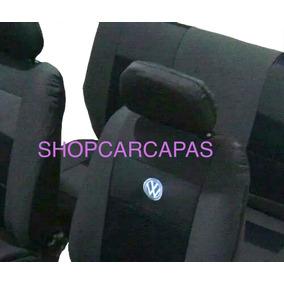 Capas De Bancos Tecido Original Volkswagen Santana 1.8 2000