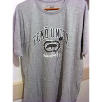 Camisa Ecko Unltd Usa Importada Adulto G Camiseta Nova Frete