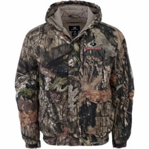 Chamarra Mossy Oak Caceria Bomber Realtree Browning Brown
