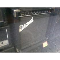 Amplificador Bajo Decoud B40 40w Permutas Envios Tarjetas!!!