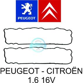 Junta Tampa Valvula Peugeot 206 307 Xsara C3 1.6 16v Ate 05