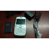 Nokia 302 Blanco.nuevo.libre.$1199 Con Envío.
