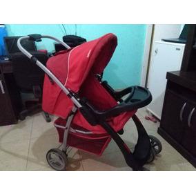 Cochecito De Paseo Para Bebé Con Huevito Excelente Estado