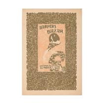Harpers Bazar, Thanksgiving Number Poster Us 1895 Print,