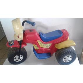 Moto Elétrica Infantil ( Bandeirantes Excross)