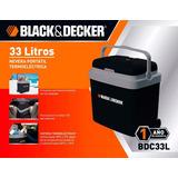 Heladera Portatil 12v / 220v Black & Decker 33lts Frio-calor