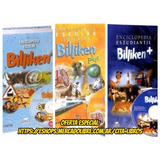 Oferta: 3 Enciclopedias Billiken (1º Grado A 5º Año) + 3 Cds