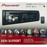 Auto Estereo Pionner, Iphone, Android, Bluetooth Cd Camaleon